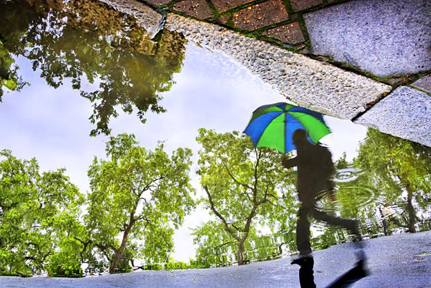 'Rainy Streets' by Vanda Ralevska