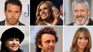 BBC News - Six Nations: Stars wish the Welsh side good luck