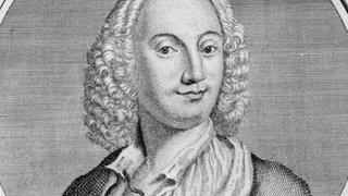 BBC News - World premiere of Vivaldi's earliest known work