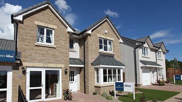 Aberdeen Housebuilder Stewart Milne Group To Create 250
