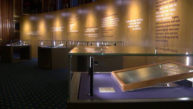 Magna Carta exhibition
