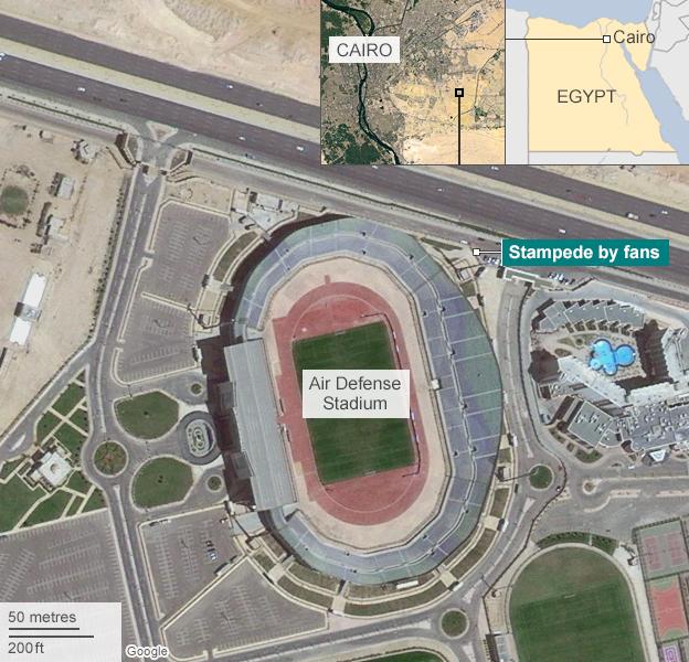 Warriors Proposed New Stadium Location: Egypt Suspends Football League After Cairo Stadium Deaths