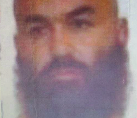Undated file image of Mullah Abdul Rauf