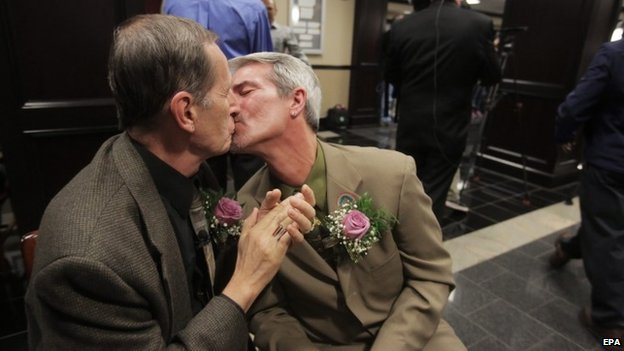 from Seth alabama couple gay in