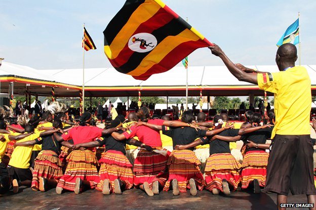 Uganda celebrates 50 years of Independence in 2012