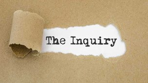 The Inquiry programme logo