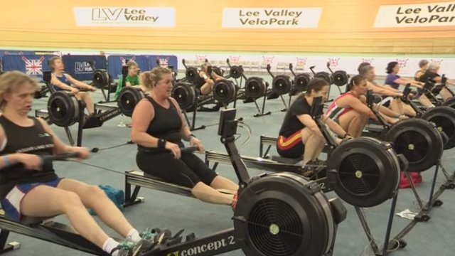 British Indoor Rowing Championships