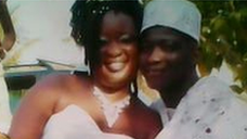 Mr and Mrs Gbla
