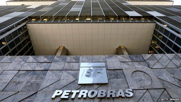Potrobras oil rig explosion