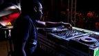 DJ Gouveia                                                         Photo: Manuel Toledo, BBC Africa