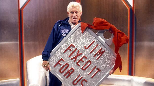 Jimmy Savile on Jim'll Fix It