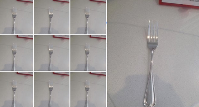 Fork ... fork ... fork ... fork ... Why do some people post the same picture every day?
