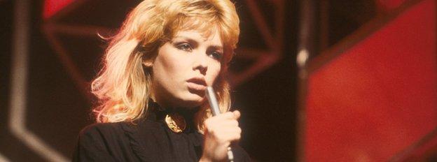 Kim Wilde in 1981
