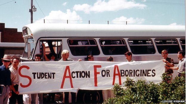Freedom Ride in 1965