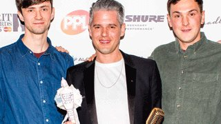 BBC News - Producer Paul Epworth wins third Brit Award
