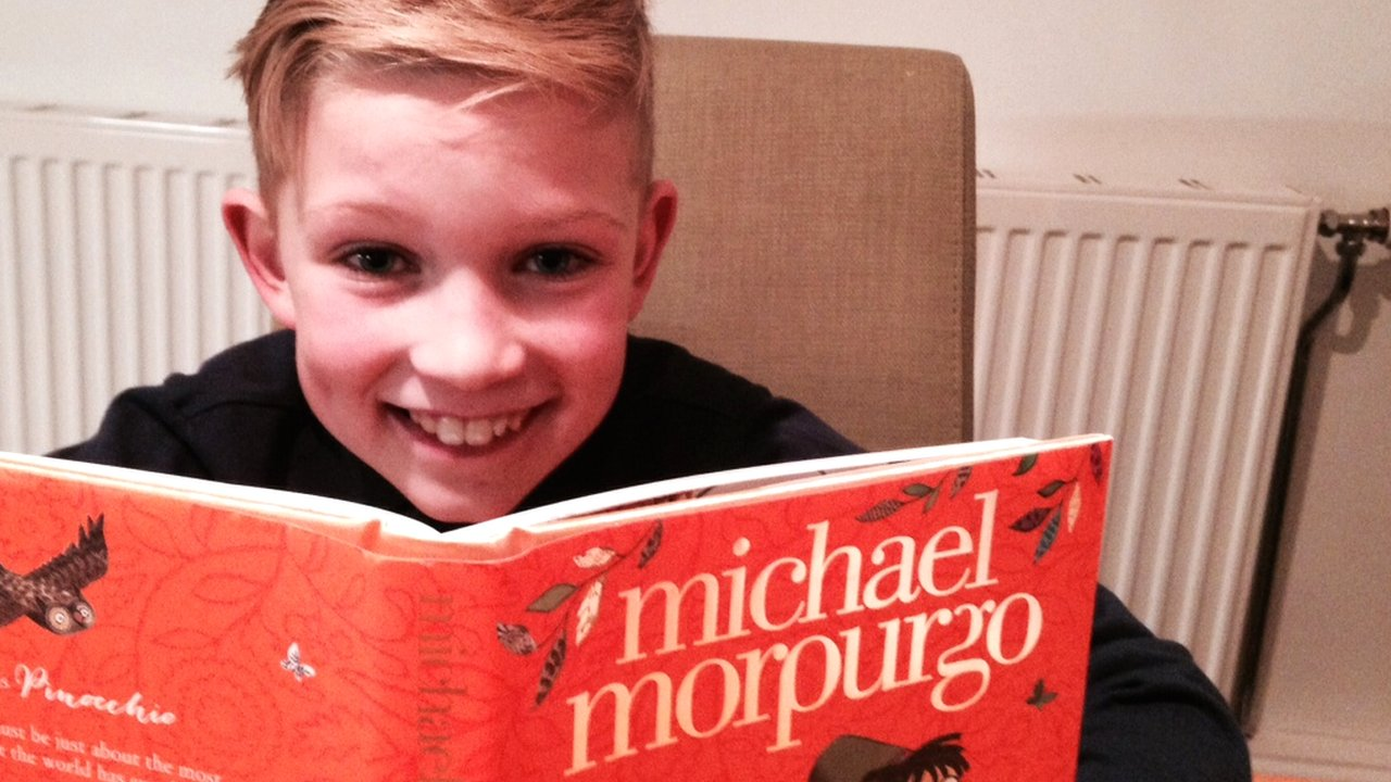 reading assessment michael morpurgo's use of Measuring attitude toward reading: a new tool for teachers michael c mckenna and dennis ment in assessment has been opment and suggestions for its use.