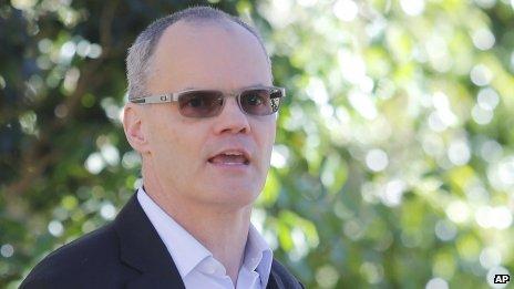 Starwood Hotels CEO Frits van Paasschen Resigns