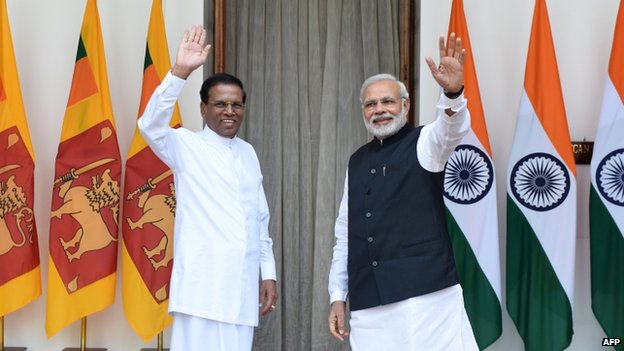 India media back Colombo\'s efforts to boost ties with Delhi