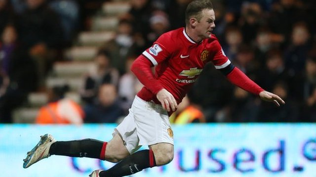 Wayne Rooney Dive
