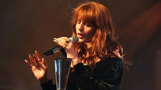 BBC - Newsbeat - Florence Welch: I was spiralling a bit in year off