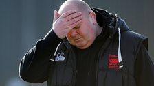 London Welsh coach Justin Burnell