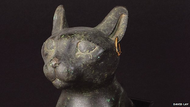 The Expensive Egyptian Bronze Cat