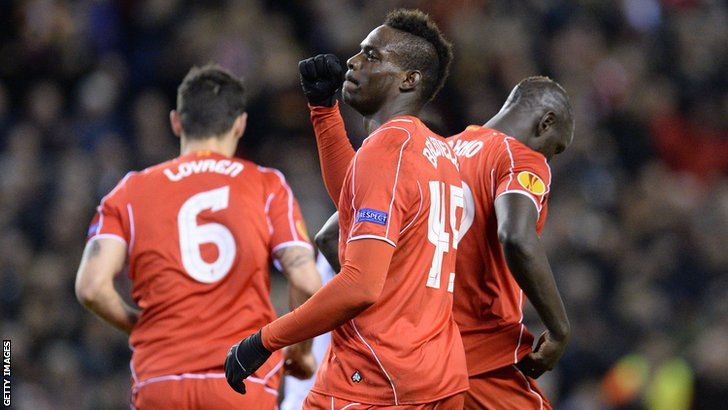 Steven Gerrard: Mario Balotelli Showed Lack of Respect