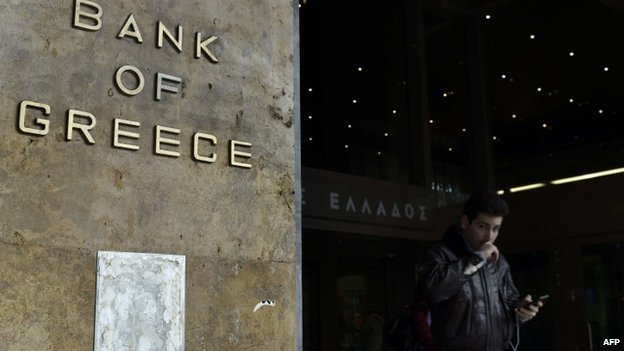Bank of Greece, 18 Feb