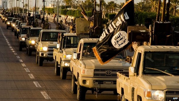 Islamic State attack 'kills 40' in al-Qubbah Libya thumbnail