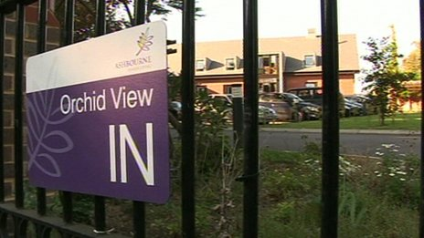 Orchid View Care Home Serious Case Review