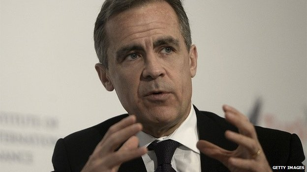 EU referendum should be held 'as soon as necessary', says Mark Carney