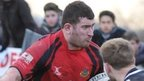 Redruth 'coming together', says Cook