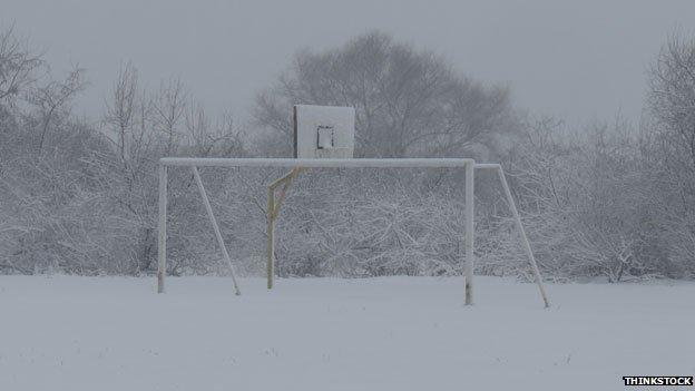 Goals in winter