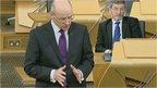 Deputy First Minister John Swinney
