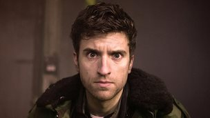 Greg James in I Survived a Zombie Apocalypse
