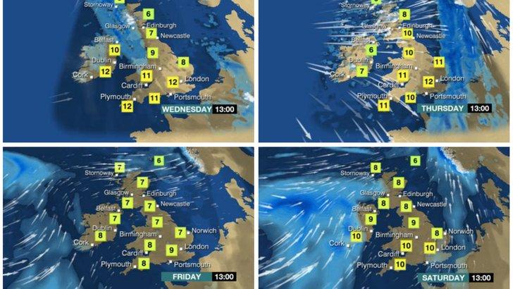 Bbc Weather Dublin 10 Day Forecast