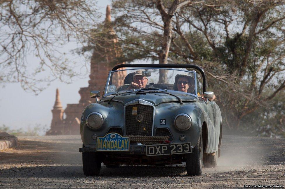 Mandalay Cars Game