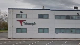 The Triumph factory