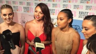 BBC - Newsbeat - Little Mix: Our third album is finished and has a 'whole new sound'