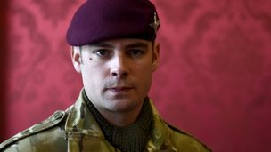 Lance Corporal Joshua Mark Leakey