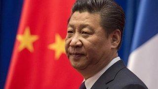 BBC News - China media back Xi's 'prosperous society' dream