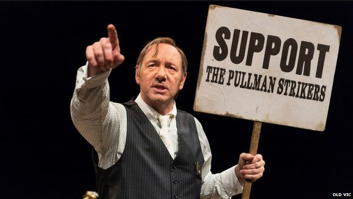 Kevin Spacey in Clarence Darrow