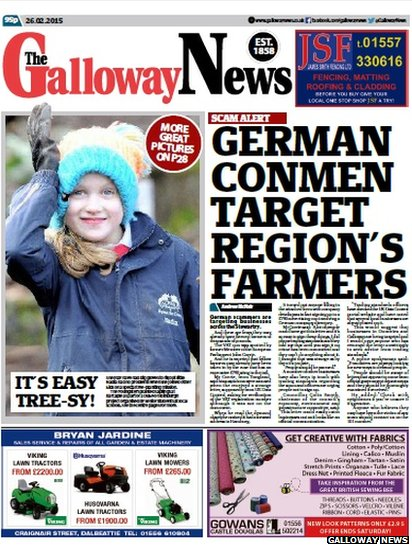 Galloway News