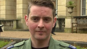 Sgt Dan Allanson