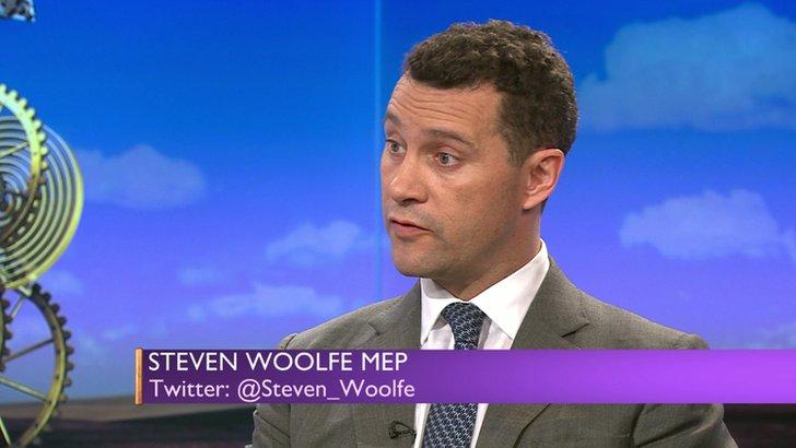 Steven woolfe