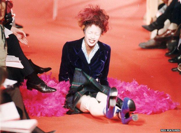 Naomi Campbell, 1993, Vivienne Westwood