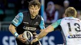 Peter Horne in action for Glasgow Warriors