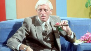 Jimmy Savile on Jim'll Fix It