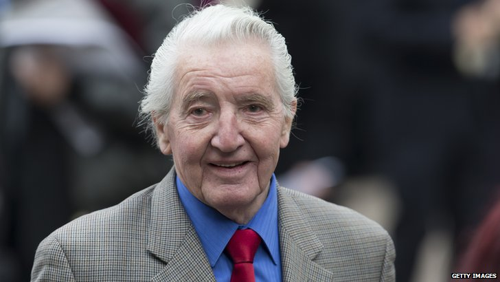 Labour MP for Bolsover Dennis Skinner