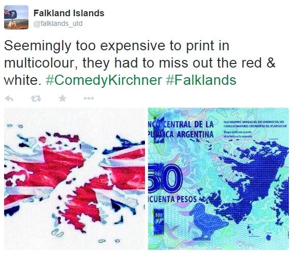 A @falklands_utd tweet
